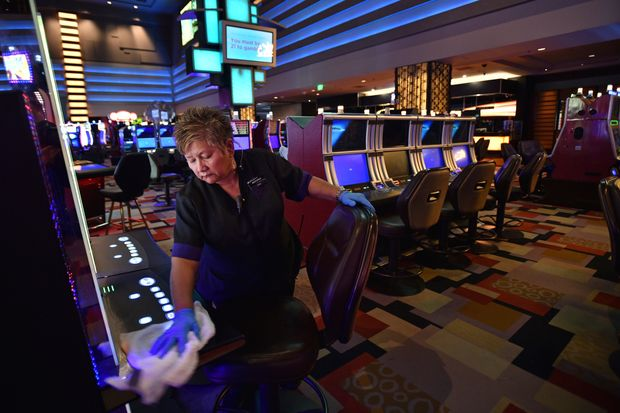 Why No One Is Discussing Casino And What You Ought To Do Today