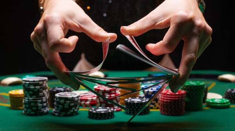 These 5 Points Whenever You First Begin Casino